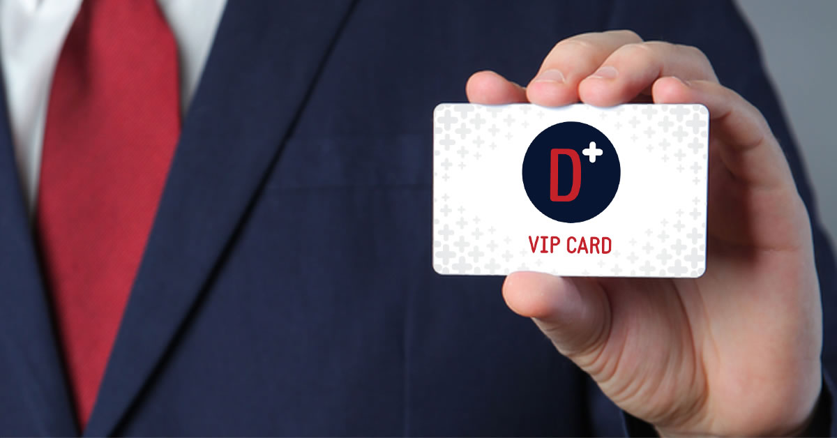 DPlus VIP