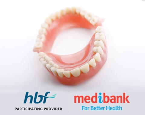 Dentures Plus | HBF participating provider & Medibank