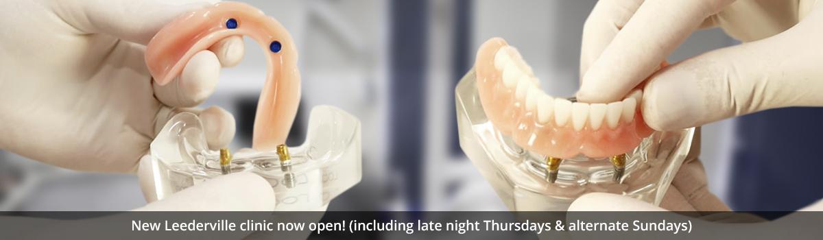 DCP   New Leederville clinic now open! (including late night Thursdays & alternate Sundays)