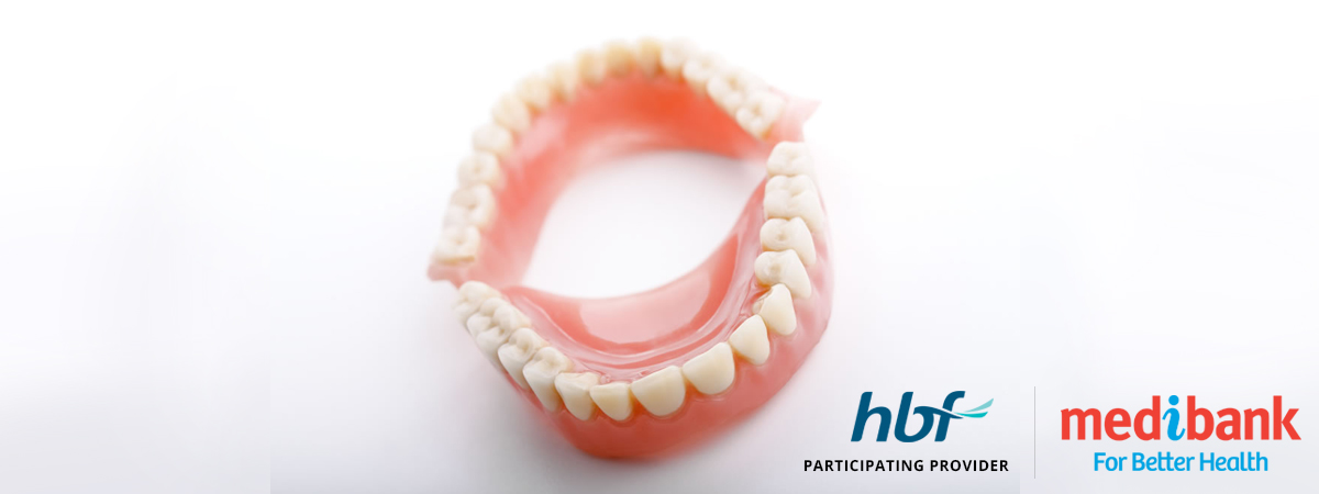 Dentures Plus | HBF participating provider & Medibank