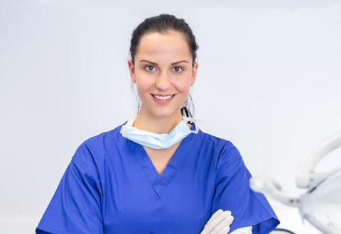 Dental implant surgery is not painful